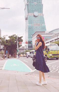 Kỳ Duyên, Ngọc Trinh rủ nhau diện đồ trễ nải trong street style tuần này - Ảnh 5.