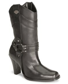 2aaeb1587de487 I need to get a motorcycle to go with these boots.  -D Harley