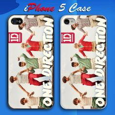 One Direction Custom iPhone 5 Case Cover