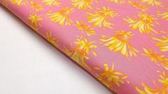 Items similar to Free Spirit Tina Givens Georgina Beachside Madison Quilting and Sewing Cotton Fabrics Cornflowers on Coral Summertime Springtime Fabric on Etsy Coral Design, Quilting Projects, Free Spirit, Spring Time, Summertime, Cotton Fabric, Fabrics, Quilts, Sewing