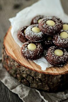 chocolate almond Donuts