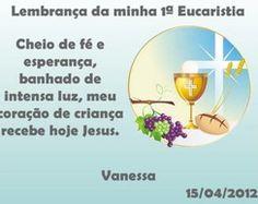 202 Melhores Imagens De Primeira Comunhão E Batizados
