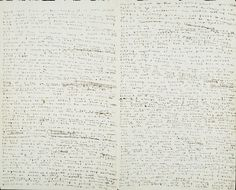 Diary entry by Charlotte Brontë, 1836.