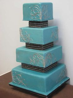 Blue Note Bakery :: Austin, TX :: Wedding Cakes