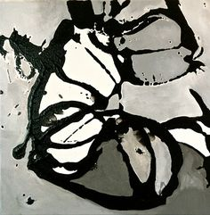 contemporary Abstract Art, circles, black, white, MOMA, gray, grey, spheres, flowers, floral, jackson pollack, sunset, Ocean, modern, blue, orange, green, copper, turquoise, yellow, orange, contemporary art, abstract, san diego, san diego artist, affordab