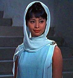 Wakabayashi Akiko  Japanese Actress