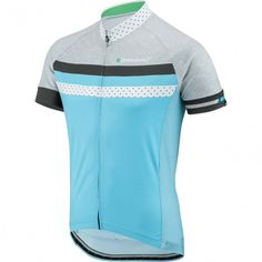 EQUIPE CYCLING JERSEY If you're looking for an affordable cycling jersey with original colors that reflect your personality, we offer you the Equipe Jersey. This famous jersey collection is back this year with new designs for every taste and still fits with the Equipe bib collection. The new Equipe Jersey is made of an even softer fabric, while being more ventilated than ever.