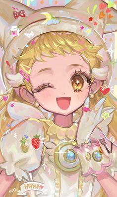 Kawaii Anime Girl, Kawaii Art, Anime Art Girl, Manga Girl, Anime Chibi, Manga Anime, Film Animation Japonais, Maho, Ojamajo Doremi
