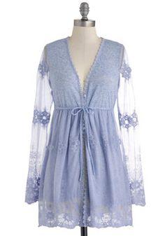 The Luxury of Lavender Cardigan, #ModCloth hippie chic bohemian rhapsody