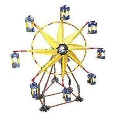 Windmill Ferris Wheel 309pcsHeight 16 in Amusement Park Series Wheel Style Electric Building Blocks Set Compare to Knex Building Toys by RYTECKINOVATIVE * You can find out more details at the link of the image.Note:It is affiliate link to Amazon.