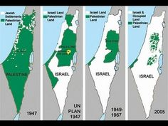 History of the Israeli Palestinian Conflict - Alison Weir.  http://www.youtube.com/watch?feature=fvwp=h9Q_8ZrYku4=1  An easy to follow explanation about Palestine, the formation of Israel, the occupation, the sway of media, role of UN and USA.  (33-minutes)