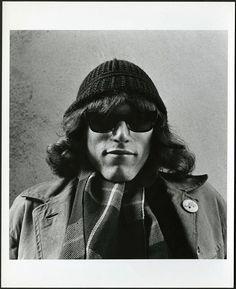 Jorma Kaukonen of Jefferson Airplane - Photo by Jim Marshall