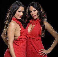 Flashback Bella Twins Shoot! Wwe Divas Paige, Paige Wwe, Wrestling Stars, Women's Wrestling, Nikki Belle, Bella Diva, Wwe Birthday, Famous Twins, Nikki And Brie Bella