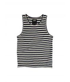 Vans Clothing JT Foil Tank Top - Dress Blues $32.00