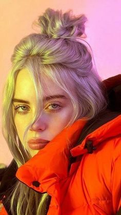 billie eilish portrait your fucking dreams (kind of heavy the translation, but shes sending you your fucking dreams (kind of heavy the translation, but shes sending you Pretty People, Beautiful People, Dibujos Cute, How To Draw Hair, Beautiful Celebrities, Aesthetic Wallpapers, Photo Book, Idol, Celebs