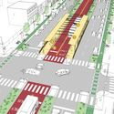 These Are the 3 Bus Stop Types Needed For Sustainable Transit Solutions © NACTO