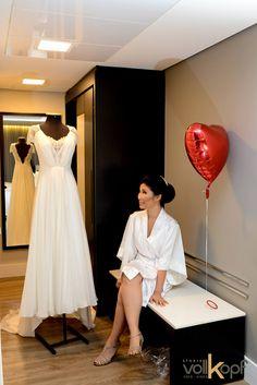 REAL BRIDE { Helo + Rodrigo } por Marcos Vollkpof | vestido CASABLANCA
