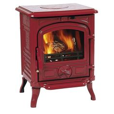 Belfort stove from Franco Belge
