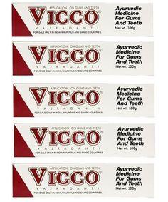 3x100 gms vicco vajradanti pure herbal toothpaste ayurvedic Toothpaste  herbal i #vicco
