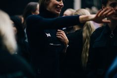 Le 21ème   Backstage at Holzweiler, Fall/Winter 2016/2017   Oslo