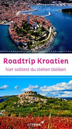 Du machst einen Roadtrip durch Kroatien? Dann musst du unbedingt diese Orte besuchen.