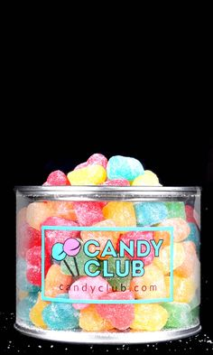 Candy Club studies the science of sweet so I can get the most delicious, premium candies every month!