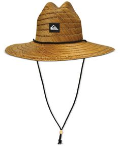 All the lifeguards are doing it  ward off the sun in style with this straw.  Chapeu De Palha ... 905c91c0728