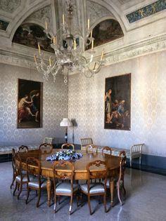 Palazzo della Prefettura interior , Ravenna , Italy