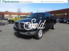 Sold 2008 Dodge Ram 73,488 K miles for $20,391