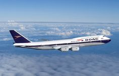 Boac Boeing 747 A380 Aircraft, Boeing 747, Aircraft Images, Aircraft Pictures, 747 Jumbo Jet, Airplane Window View, Tupolev Tu 144, Plane Photos, Manchester Airport