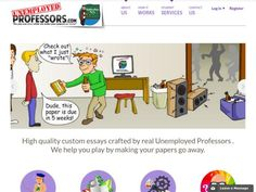 unemployedprofessors.com review