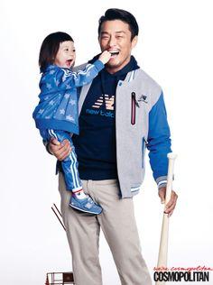 2014.02, Cosmopolitan, Chu Sarang, Chu Sung Hoon