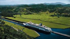 Holland America y sus propuestas al Canal de Panamá  http://www.crucerista.net/blog/holland-america-y-sus-propuestas-al-canal-de-panama