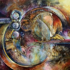 Thanks to Sandy Stevens for submitting this and other pins to our board.'Visions of Eight' by Michael Lang
