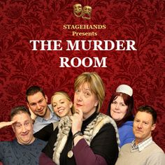 The Murder Room at the Market Place Theatre Armagh tonight - fabulously hilarious comedy, centred around newly-weds Mavis and Edgar....  http://whatsonni.com/event/32929-the-murder-room/the-market-place-theatre
