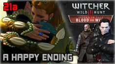 A Happy Ending | WITCHER 3 Blood and Wine Walkthrough Part 21a