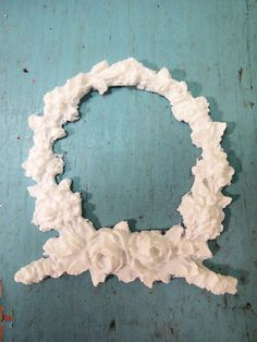 Painted Cottage Do it Yourself Wreath Applique by paintedcottages