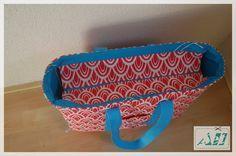 Lena door Lisette - meer foto's op de blog All set (patroon uit 'Mijn tas')
