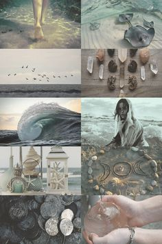 The Moon in a Jar — Sea Witch