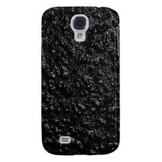 Black Lava Samsung Galaxy S4 Case