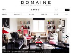 Black painted floors. I really like this idea as a cheap alternative to installing new floors. domaine