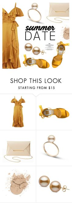 """""""Smokin' Hot: Summer Date Night"""" by pearlparadise ❤ liked on Polyvore featuring Temperley London, Dolce Vita, Charlotte Russe, StyleNanda, contestentry, pearljewelry, pearlparadise and summerdatenight"""