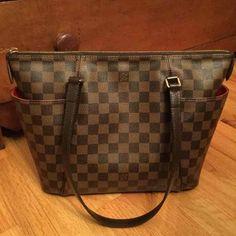 24a206a360ff Louis Vuitton Totally PM Damier Ebene - Mercari  Anyone can buy   sell Louis  Vuitton