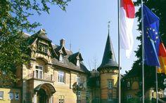 Villa Rothschild Kempinski #Konigstein #lhw