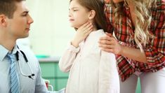 The difference between a Sore Throat, Strep & Tonsillitis in #children