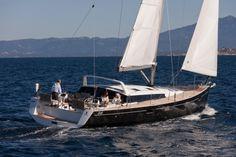 Beneteau Sense 55 http://www.murrayyachtsales.com/sailing/beneteau/beneteau-sense-55/