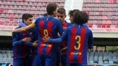 Así fueron los 12 goles históricos del Barça B al Eldense http://www.sport.es/es/noticias/barca/video-goleada-barcelona-b-eldense-5944905