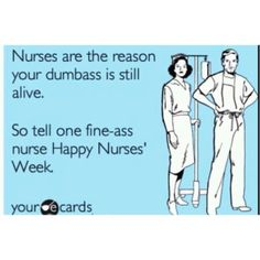 We are nurses !
