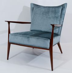 Pair of Paul McCobb Lounge Chairs   From a unique collection of antique and modern lounge chairs at http://www.1stdibs.com/furniture/seating/lounge-chairs/