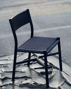 ariake_collection: Ariake Chair by @gabrieltandesign